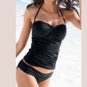 La Blanca Sweetheart tankini top